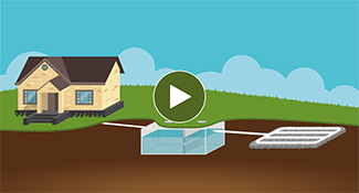 Video explaining septic tank and leaching field issues